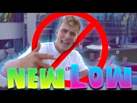 Thumbnail: Jake Paul has hit a new low (It's Everyday Bro)