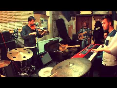 James Evans Band Rehearsal