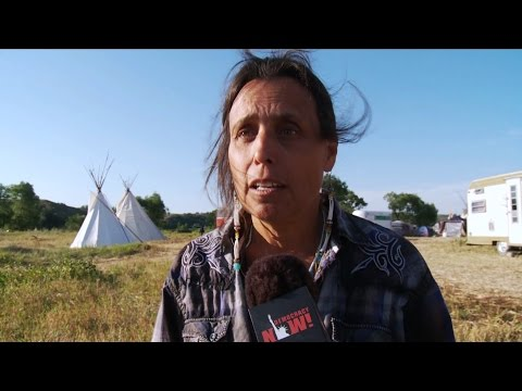 Native American Activist Winona LaDuke: It's Time to Move On from Fossil Fuels
