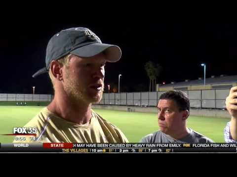 Former UCF Kicker Asks For Donations After Losing His Scholarship