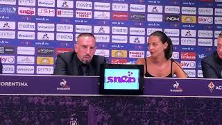 "Ribery: ""Chiesa gran giocatore"""