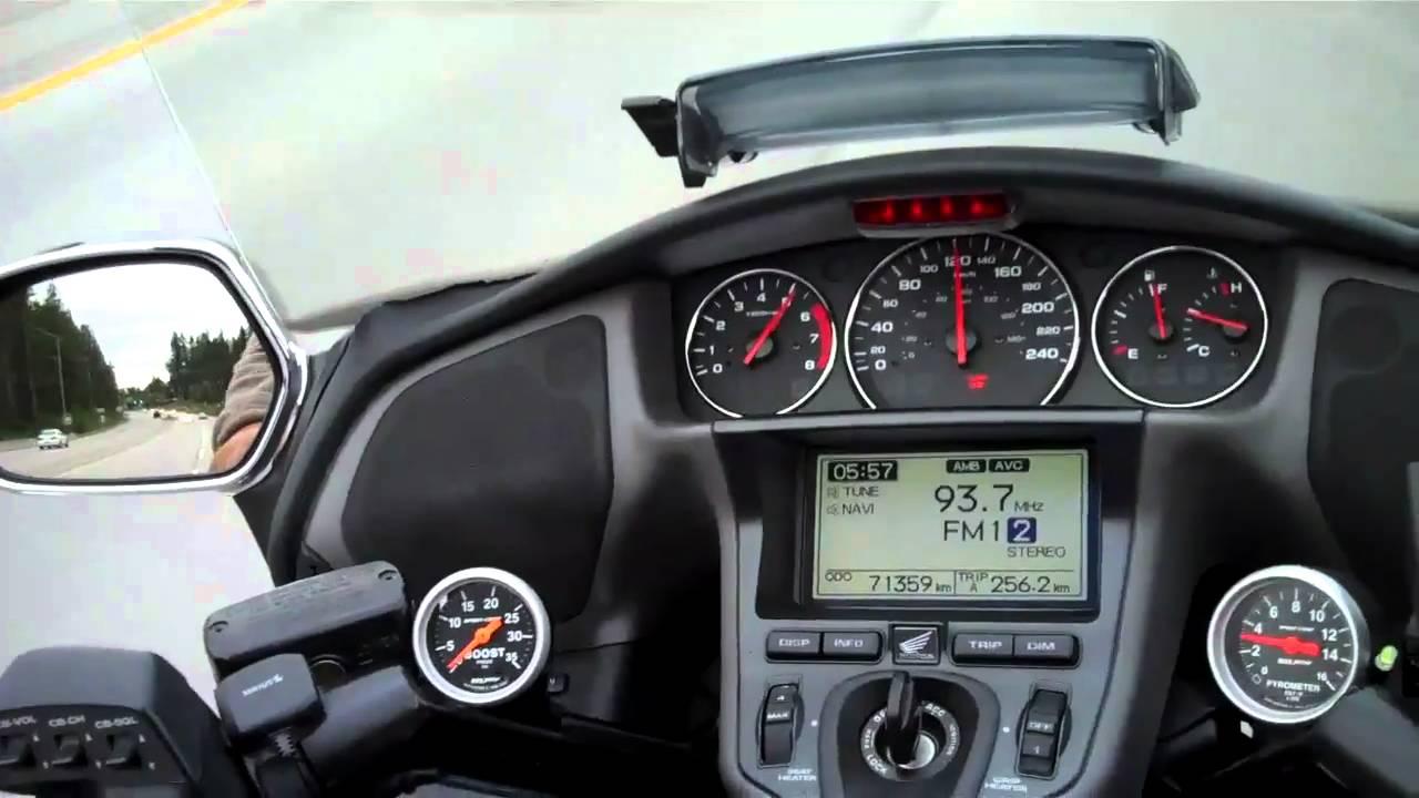 Honda Goldwing gl1800
