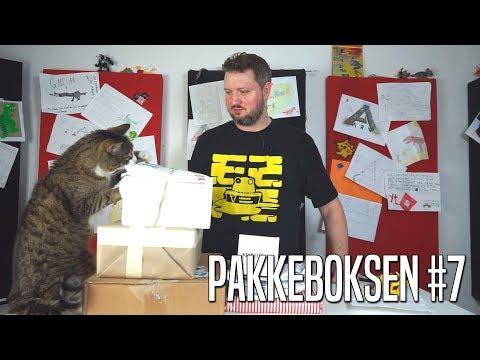 NYT STUDIE TIL PAKKEBOKSEN! - Pakkeboksen Ep 7
