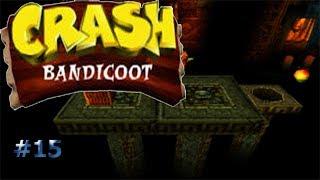 Mandíbulas de oscuridad/Crash Bandicoot #15