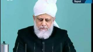 Tamil Friday Sermon 4th March 2011 - Islam Ahmadiyya