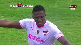 Resumen Delfín Sc 3 Lduq 1 Finalísima De Vuelta - Copa Ecuador