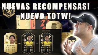 NUEVAS RECOMPENSAS en FIFA 22! Y NUEVO TOTW!