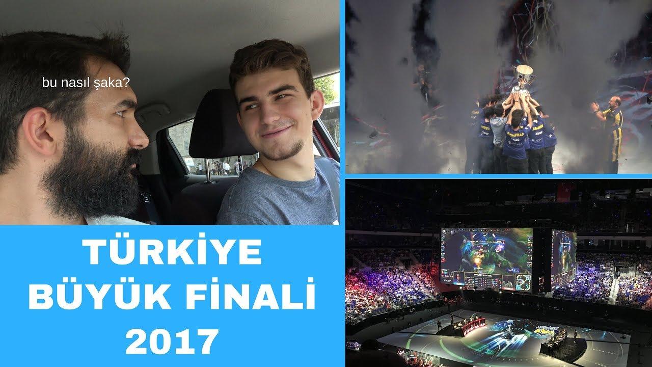 İLK DEFA TÜRKİYE BÜYÜK FİNALİNE GİTTİM!