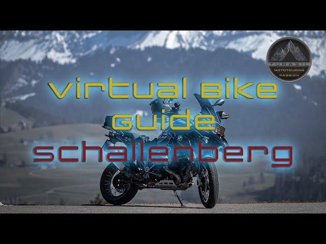 Schallenberg POV Motor-Guide Switzerland  - BMW R1200 GS Engine Sound