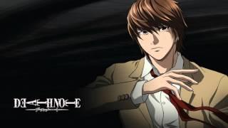 Death Note - (Light's Theme F) Music