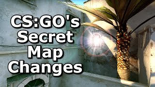 CS:GO's Secret Map Changes of 2020