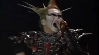 THE GREAT BLACK MASS TOUR 愛と虐殺の旅立ち B.D.7 B.D.7(西暦1992)年...