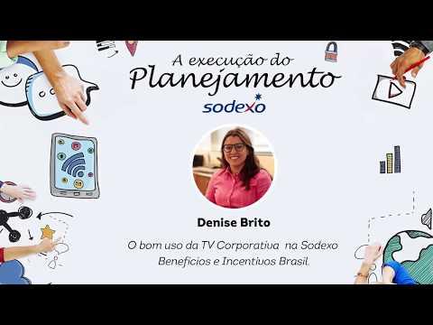 Planejamento de Comunicação -  evento SEEPIX: planejamento e gerenciamento TV Corp SODEXO