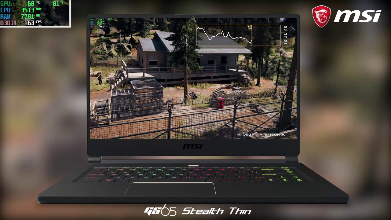 The Official MSI GS65 Stealth Owners and Discussions Lounge