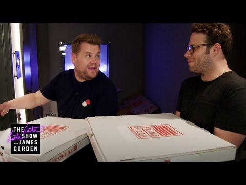Download Youtube: Mystery Pizza Box w/ Seth Rogen & Dominic Cooper