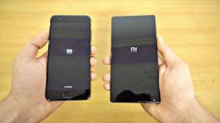 Xiaomi Mi6 vs Xiaomi Mi MIX - Speed Test! (4K)