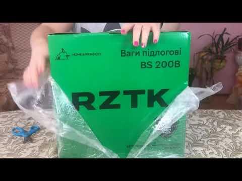 Весы напольные RZTK BS 200B