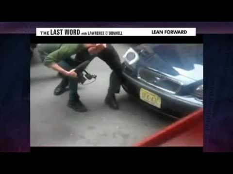 MSNBC Reporter SLAMS NYC Police Brutality! • Occupy Wall Street