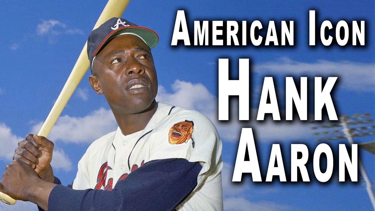 American Icon Hank Aaron