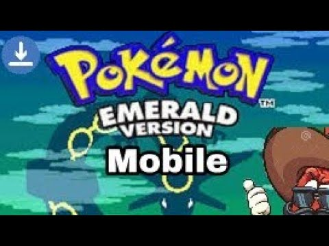 How To Download Pokemon Emerald Version On Your Android Device For Free