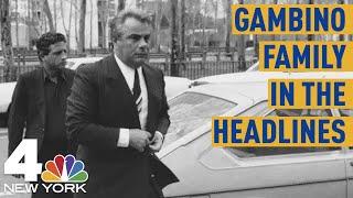 Three Times the Gambino Crime Family Has Made Headlines   NBC New York