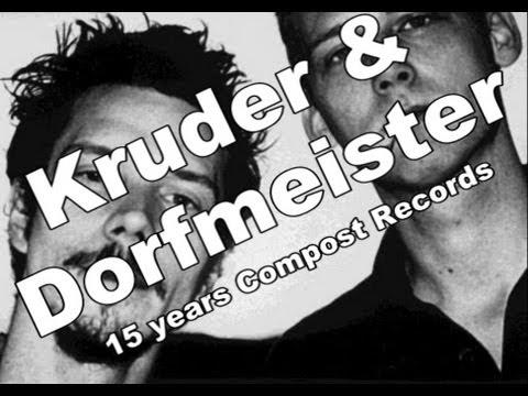 Peter Kruder, Richard Dorfmeister 15 years Compost Records