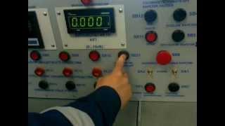 Испытание диэлектрических перчаток.(, 2012-10-09T07:11:00.000Z)