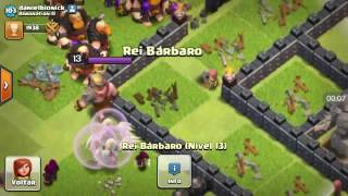 Tornado no clash of clans? Kk