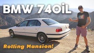 1997 BMW 740iL E38 — Rolling M…