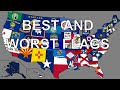 Best and Worst State Flags