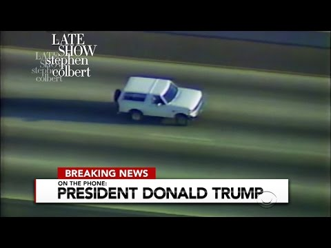 Thumbnail: Breaking: Trump And Bannon's High-Speed Getaway