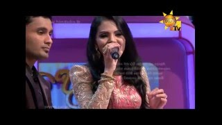 Dehadaka Adare - Sashika Nisansala & Suranga - 20th March 2016