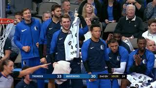 4th Quarter, One Box Video: Dallas Mavericks vs. Oklahoma City Thunder