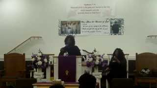 WHAT YOU GOING DO WHEN THEY COME FOR YOU (PREACHER: PROPHETESS FELICIA TODD)
