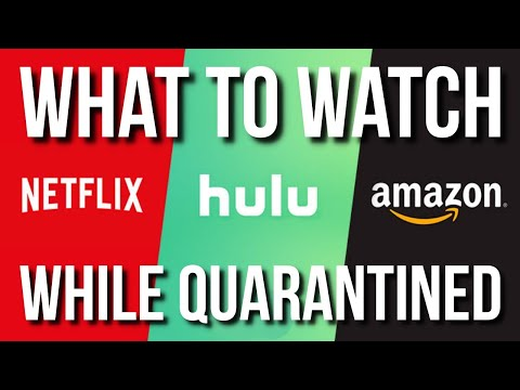 Quarantine Queue: What To Watch While Stuck At Home