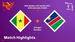 Сенегал  4-1  Намибия видео