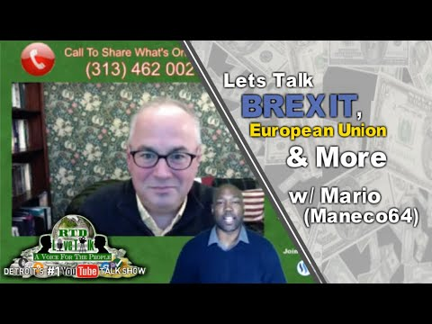 RTD Live Talk ft. Maneco64