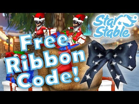 🔴 SSO Advent Calendar Free Ribbon + Double Star Coin Weekend! | Star Stable Online Live Stream