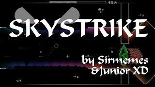 SkyStike by Sirmemes & Junior XD | Geometry Dash
