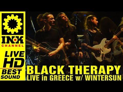 BLACK THERAPY - Full Concert w/ WINTERSUN [5/10/17 - Greece]