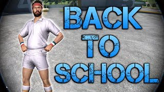 Skate 3 - Part 8   BACK TO SCHOOL   Miniskaters are hilarious