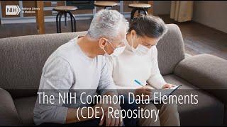 The NIH Common Data Elements (CDE) Repository