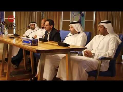 Fitness Expo Dubai Press Conference Teaser