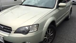 2005 Subaru Outback - cars for sale in Tokyo
