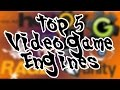 Top 5 Video Game Engines (ft. deMopperKont)