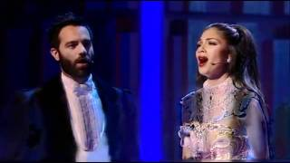 Nicole Scherzinger singing Phantom Of The Opera on Royal Variety Performance Dec. 14/11