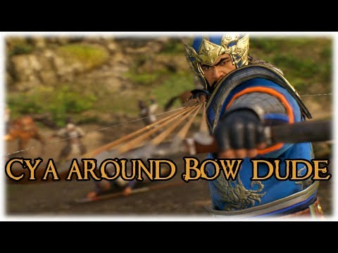 Dynasty Warriors 9 | Cao Xiu Ep.29 | Getting Bored, Xiahou Yuan falls [PS4 Gameplay/Commentary]