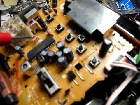 sony machine alarm clock icf c414 manual