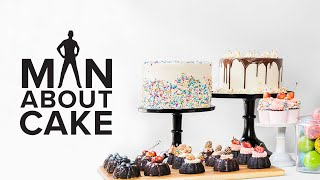 How To Build a Dessert Table + 4 Ways to Decorate Cupcakes