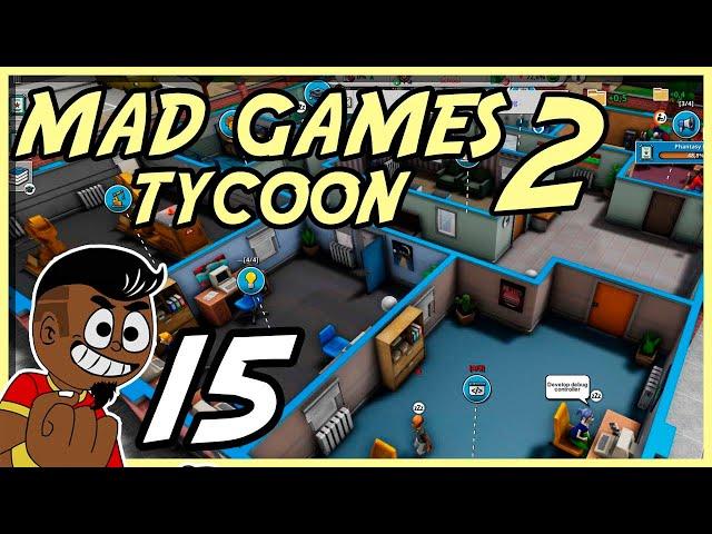 O DINHEIRO TA CHEGANDO! #015 - Mad Games Tycoon 2 - Tonny Gamer